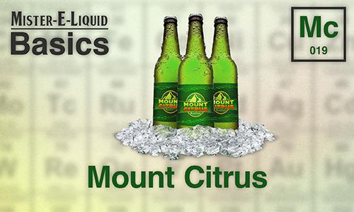 【Mount Citrus】(10ml)Mister-E-Liquidの画像