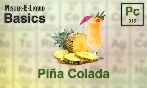【Piña Colada】(10ml)Mister-E-Liquidの画像