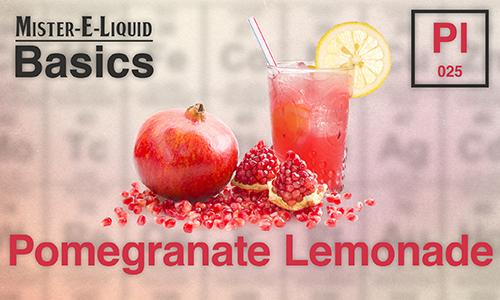 【Pomegranate Lemonade】(10ml)Mister-E-Liquidの画像