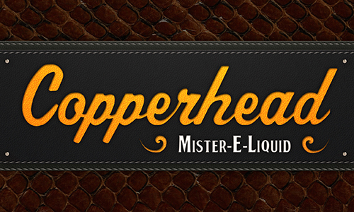 【Copperhead】(10ml)Mister-E-Liquidの画像