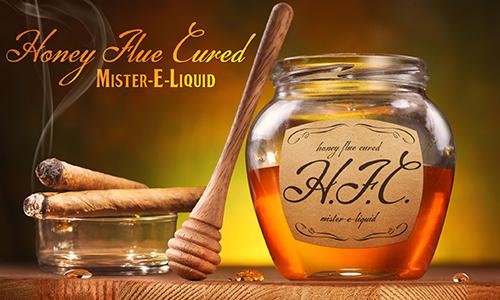 【HFC】(10ml)Mister-E-Liquidの画像