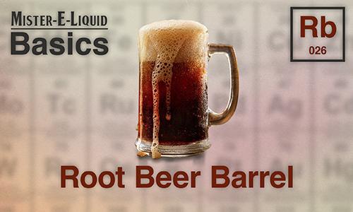 【Root Beer Barrel】(10ml)Mister-E-Liquidの画像