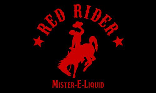 【Red Rider】(10ml)Mister-E-Liquidの画像