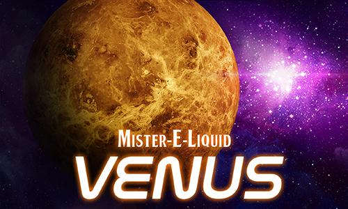 【Venus】(10ml)Mister-E-Liquidの画像