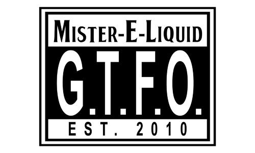 【G.T.F.O.】(10ml)Mister-E-Liquidの画像