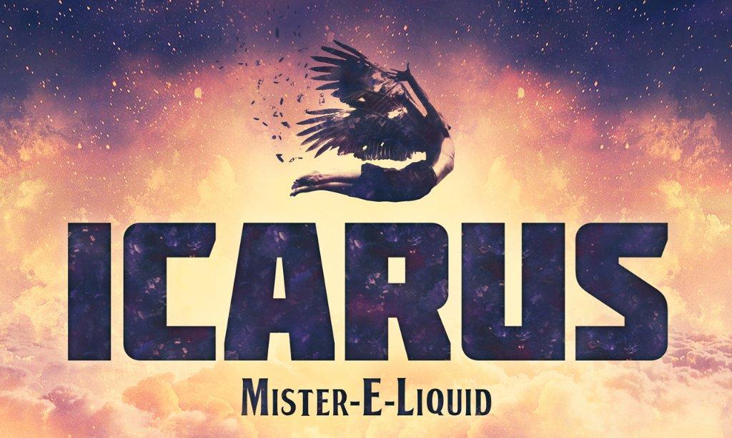 【Icarus】(10ml)Mister-E-Liquidの画像