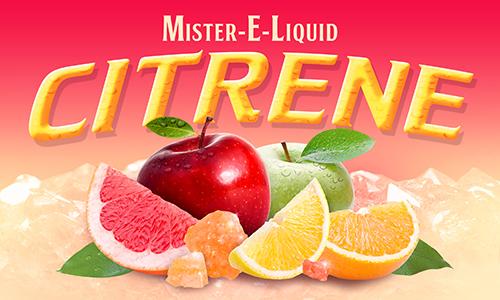 【Citrene】(10ml)Mister-E-Liquidの画像