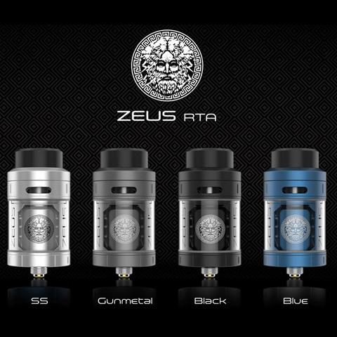 【Zeus RTA】Geek vapeの画像