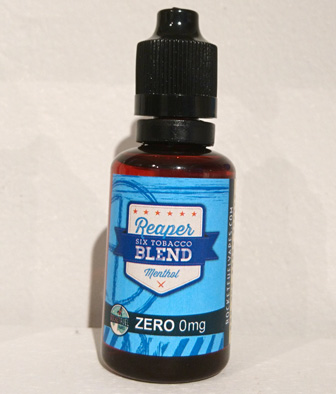 【REAPER BLAND MENTHOL】(30ml) ROCKET FUEL Vapesの画像