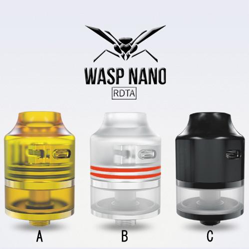 【Wasp Nano RDTA】OUMIERの画像