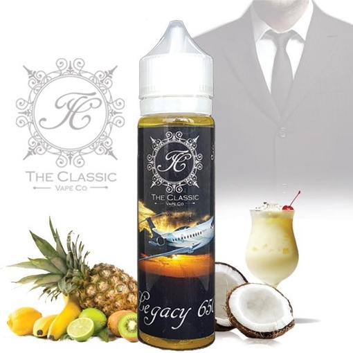 【LEGACY 650】(60ml)THE CLASSIC BLACK LABELの画像