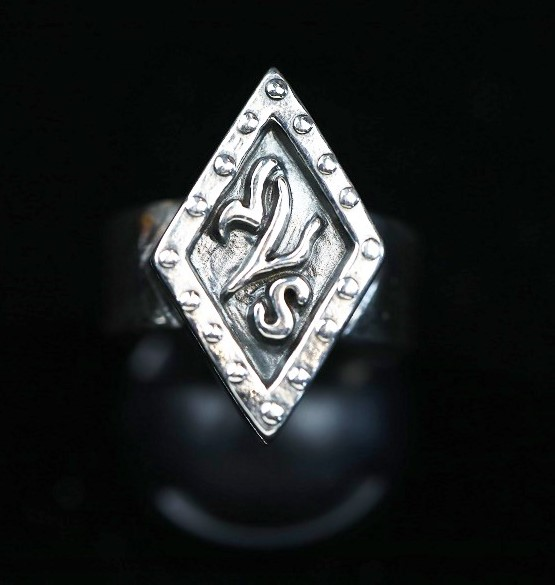 <V・L・Sダイヤフレーム>リングの画像