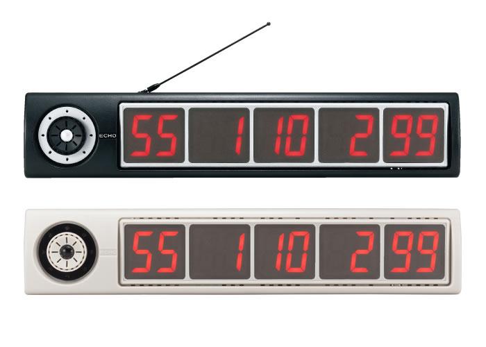 【エコチャイム】LED受信表示機の画像
