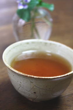 滋賀のおいしい野草茶画像