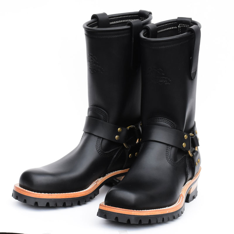 RING Boots (Brass)画像