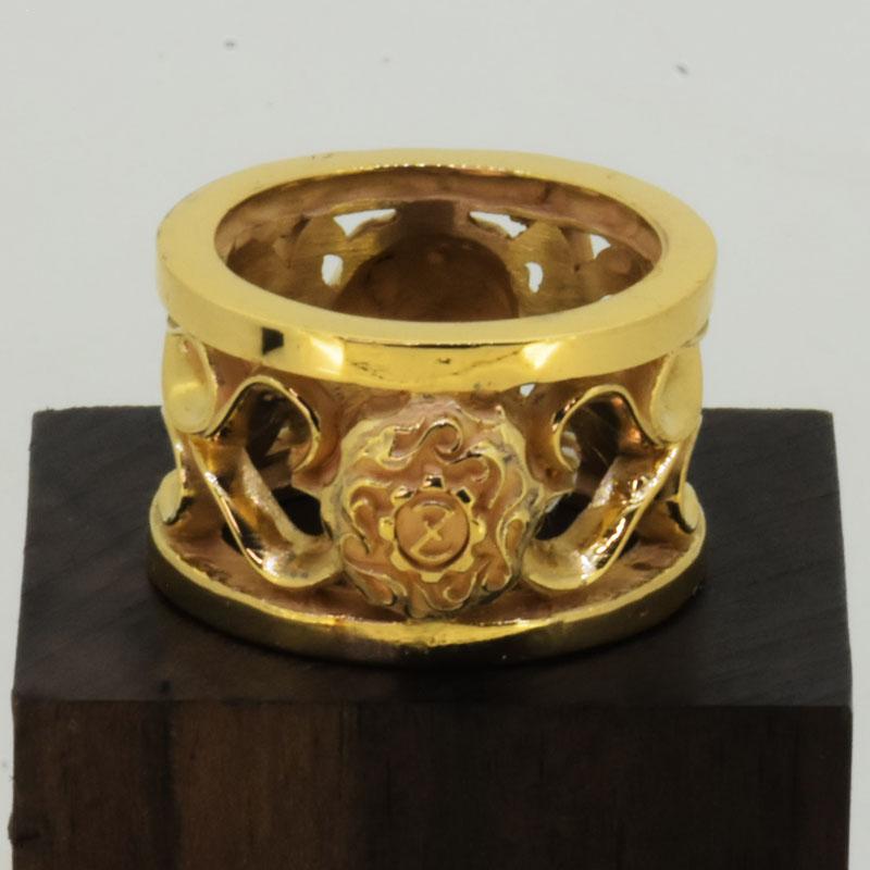 22K Arabesque-Ring 画像