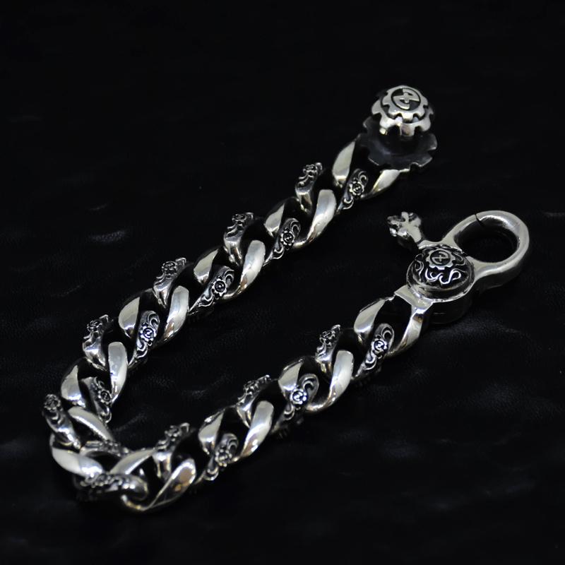 Classic ArabesqueChain ArabesqueClip Braceletの画像