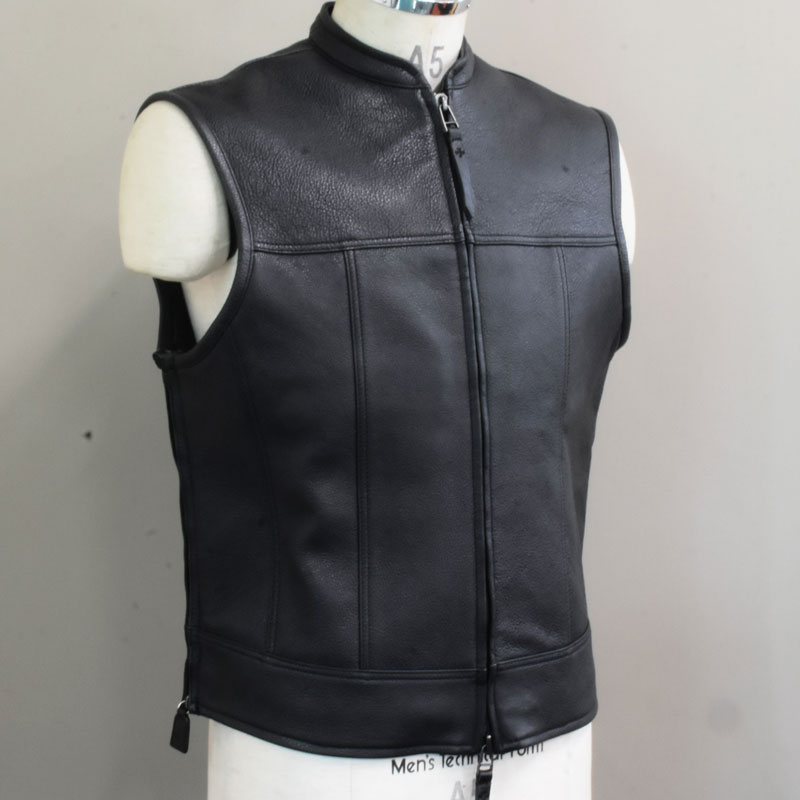 BLAST CLUB VEST -LEATHER- 1の画像