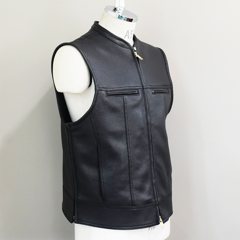BLAST CLUB VEST -LEATHER- 2の画像