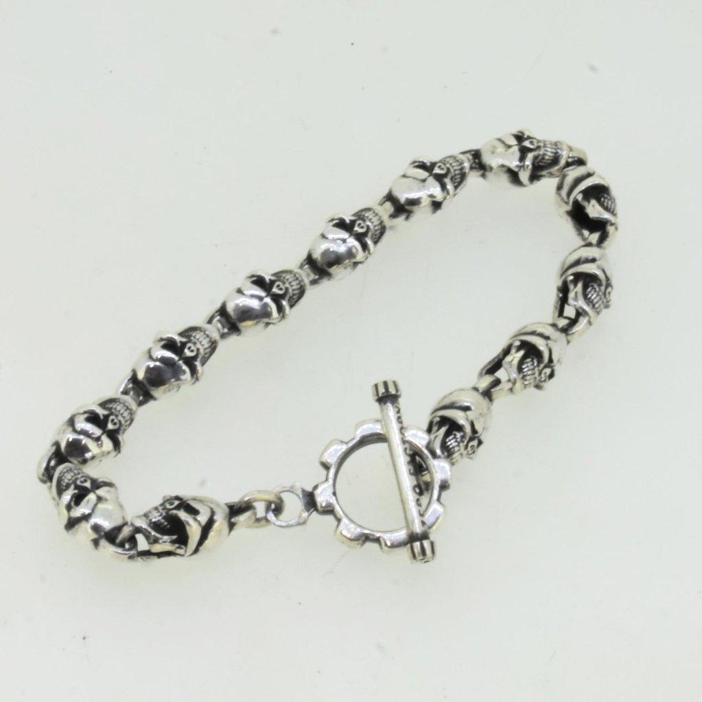 Stare Skull Braceletの画像