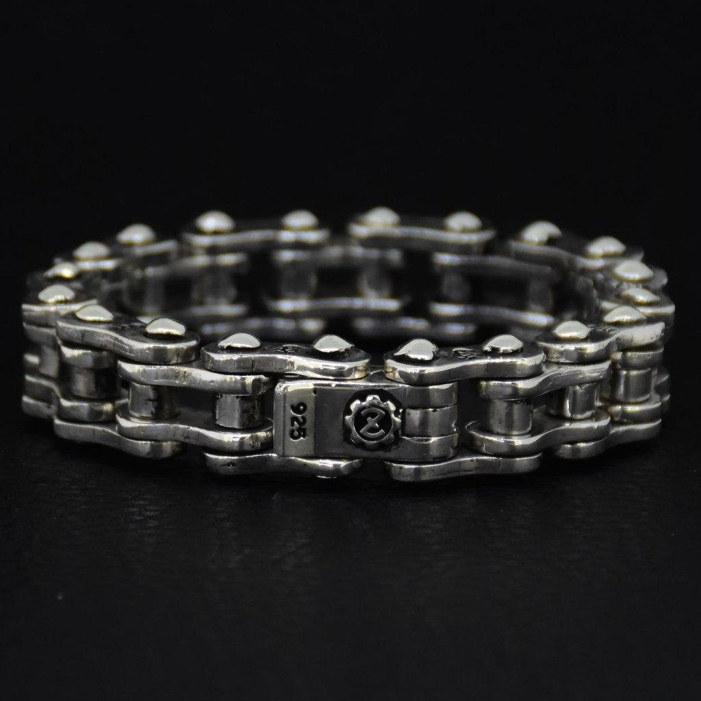 King Biker Chain Braceletの画像